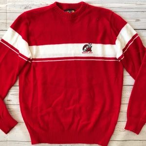 Other - Vintage University of Maryland College Sweater Lg